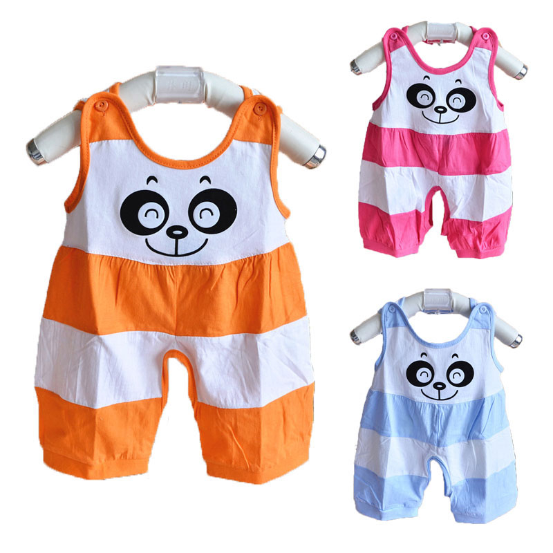 Baby Rompers Summer Baby Boy Clothes Cotton Baby Girl Clothing Newborn Clothes Roupas Bebe Infant Baby Jumpsuits for 0-6 Month