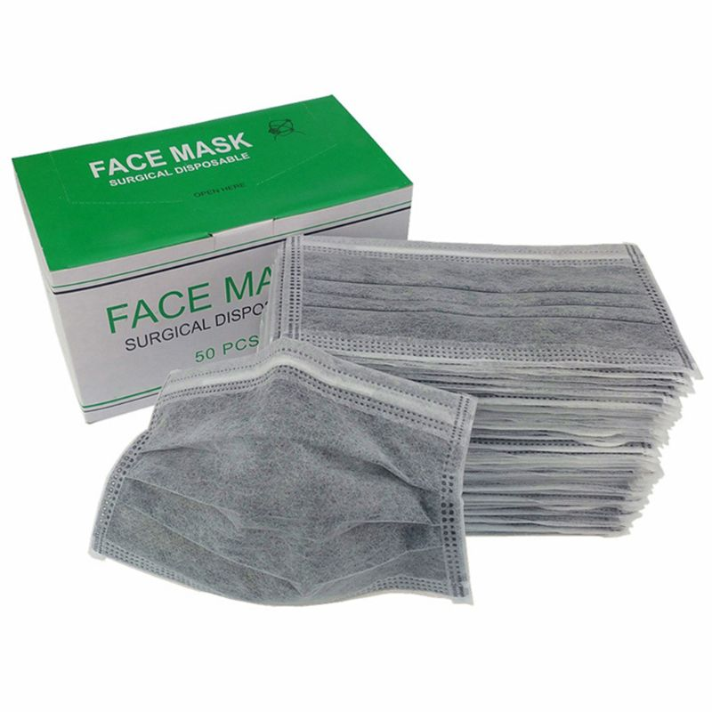 disposable carbon filter mask