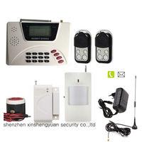 433 MHZ אלחוטי GSM מערכת אזעקת PSTN מערכת פורץ בית אזעקת אבטחה-בערכות מערכת אזעקה מתוך אבטחה והגנה באתר