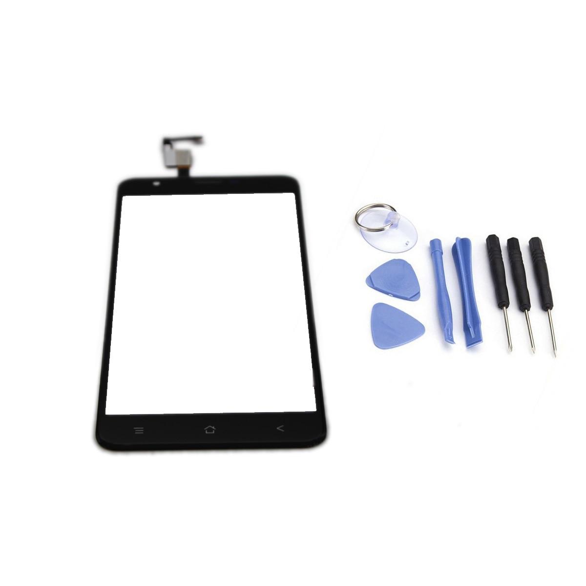 imágenes para Blackview E7 E7S pantalla táctil + Herramientas Conjunto 100% teléfono móvil Original Ensamblaje del panel de cristal Digitalizador Reemplazo para el teléfono celular