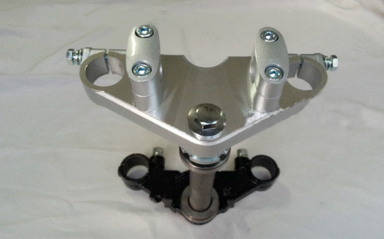 Motorcycle Direction Column Kit Up And Down Board Direction Of Device