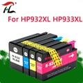 4PK 932XL 933XL чернильный картридж для HP932XL HP933XL HP 932XL 932 933 для hp Office jet 6100 6600 6700 7110 7610 принтер