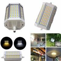 LED Light Bulb R7S 30W 3000LM 118mm 64 SMD5730 Spotlight Lamp Bulb Pure Warm White Chandelier