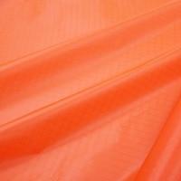 Fluorescente orange pc 20 prodezza aquilone tessuto ripstop nylon tessuto impermeabile 1.45 m x 1 m rivestito tende esterne che fanno panno