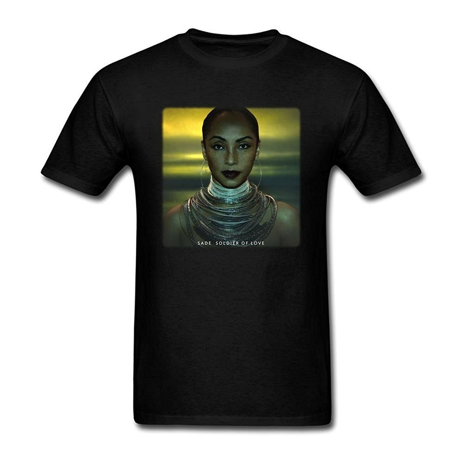 72ceb27415494b Men s Sade Solider Of Love T Shirt-in T-Shirts from Men s Clothing on  Aliexpress.com