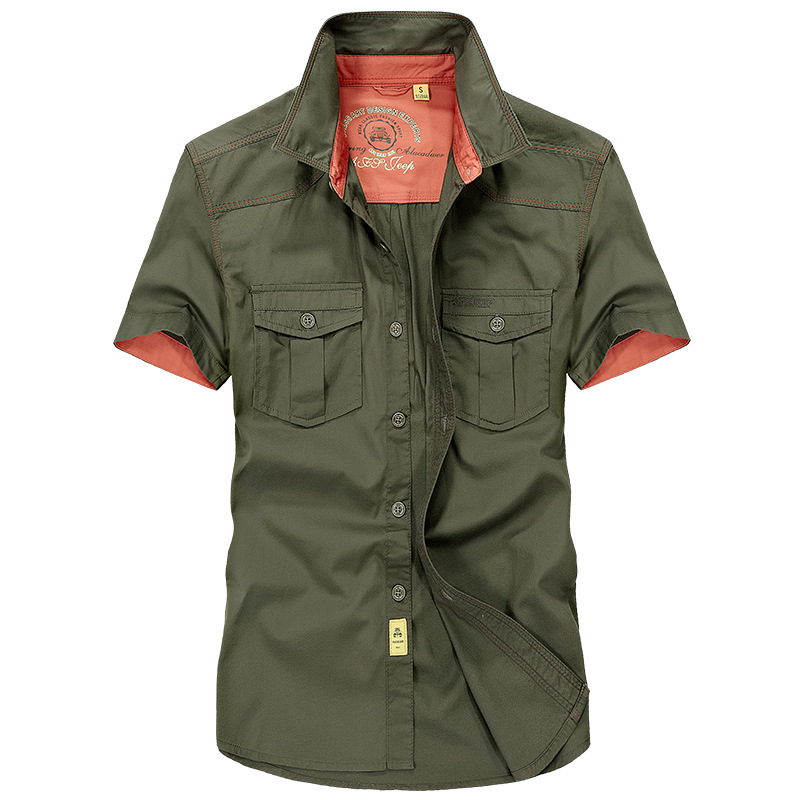 Air Force One Men 39 S Shirt Military Style Shirts For Men