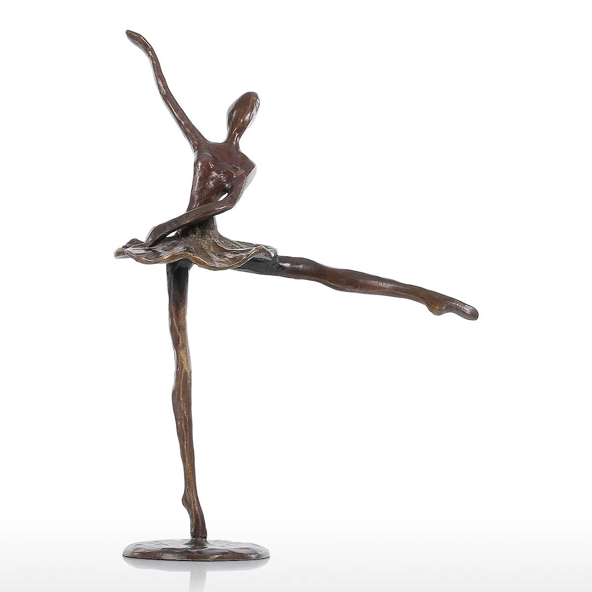 Tooarts Statuette Ballett Moderne Dance Bronze Statue Metall Skulptur Wohnkultur Figuren Geschenk Hause Dekoration Zubehor Kunst Art Accessories Art Modernart Home Decor Aliexpress