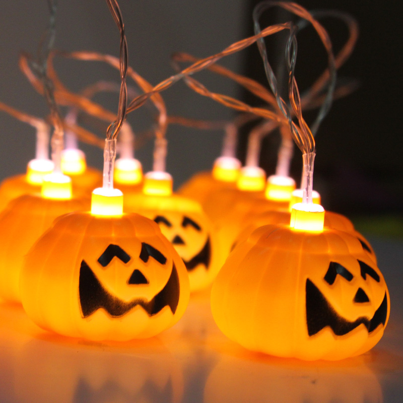 Compare prices on light pumpkin bars online shoppingbuy low price halloween pumpkin props decoration bar decoration props halloween supplies luminescence pumpkin string light lampchina aloadofball Gallery