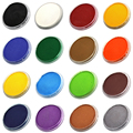 OPHIR 30g Body Paint Face Rainbow Ink Makeup Pigment Multicolor Series Body Tattoo Art for Halloween _RT009