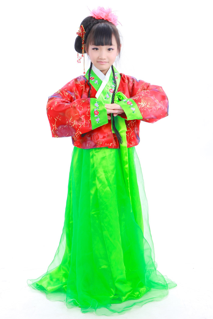 Chinau0027s national costume the han clothing Child hanbok dance costume traditional fengliu national clothes on Aliexpress.com | Alibaba Group  sc 1 st  AliExpress.com : costume national clothing  - Germanpascual.Com