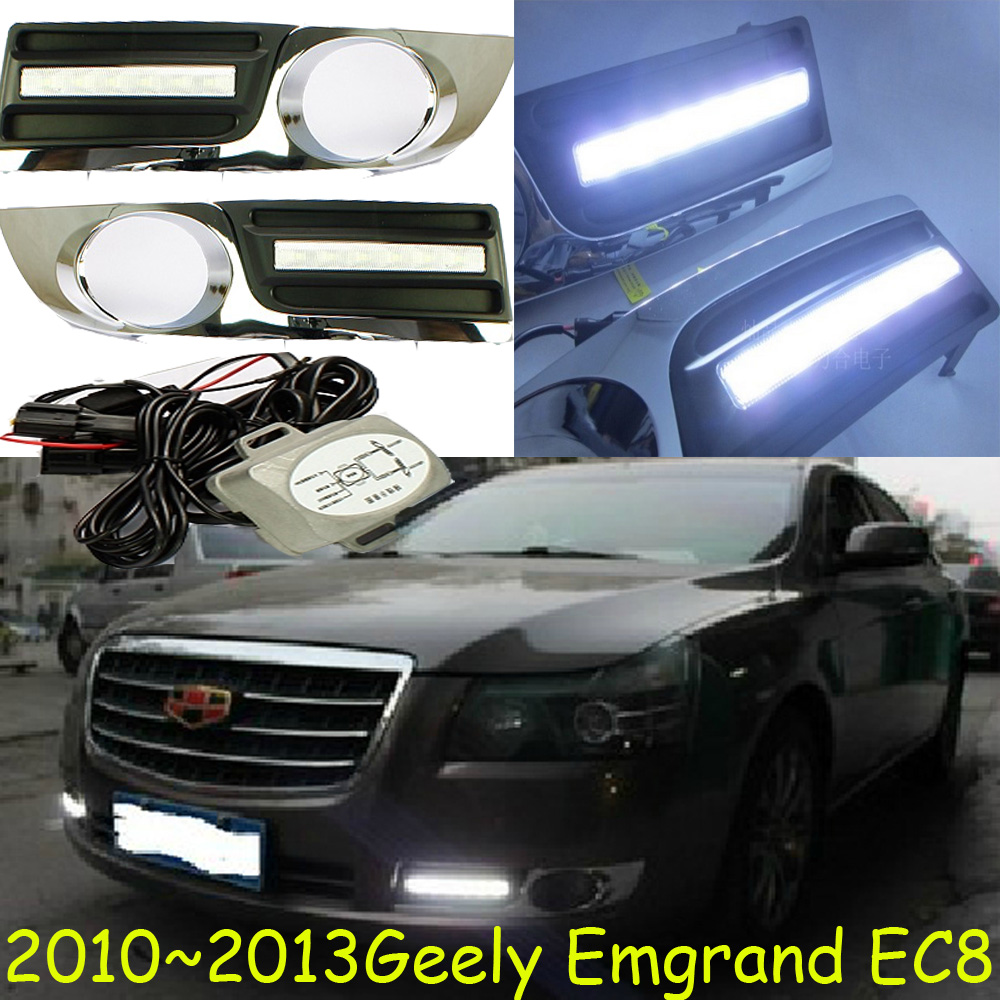 LED,2009~2013 Geely Emgrand EC8 day Light,EC8 fog light,EC8 headlight;EC8 Taillight,EC8,EC715,EC718 geely emgrand ec8 headlight 2011 2015 fit for lhd free ship emgrand ec8 fog light 2ps set 2pcs aozoom ballast ec 8 emgrand ec7