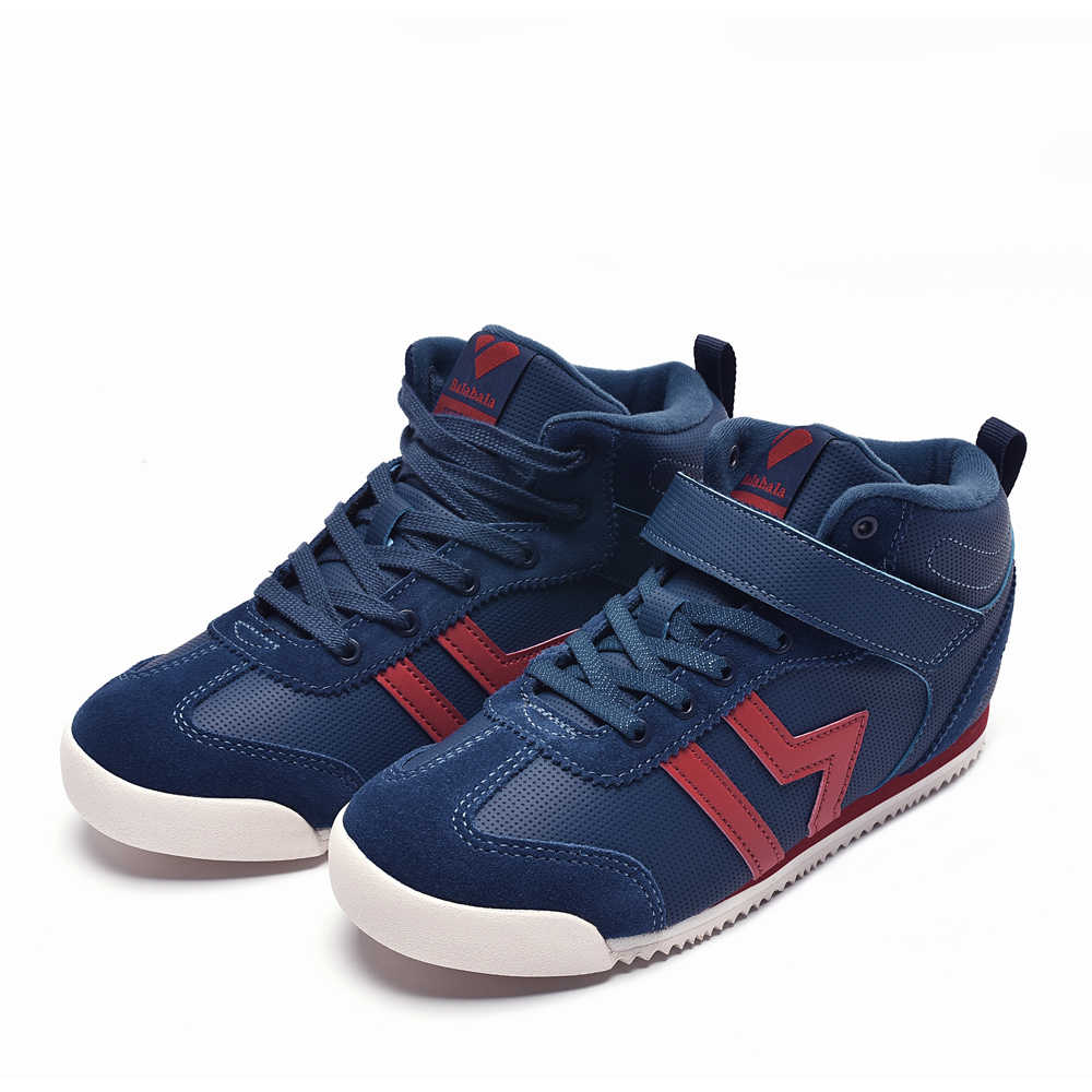balabala Children Sports Shoes Boys Girls Running Shoes Breathable Autumn Winter Fashion Classic Color Outdoor Sneakers For Kids