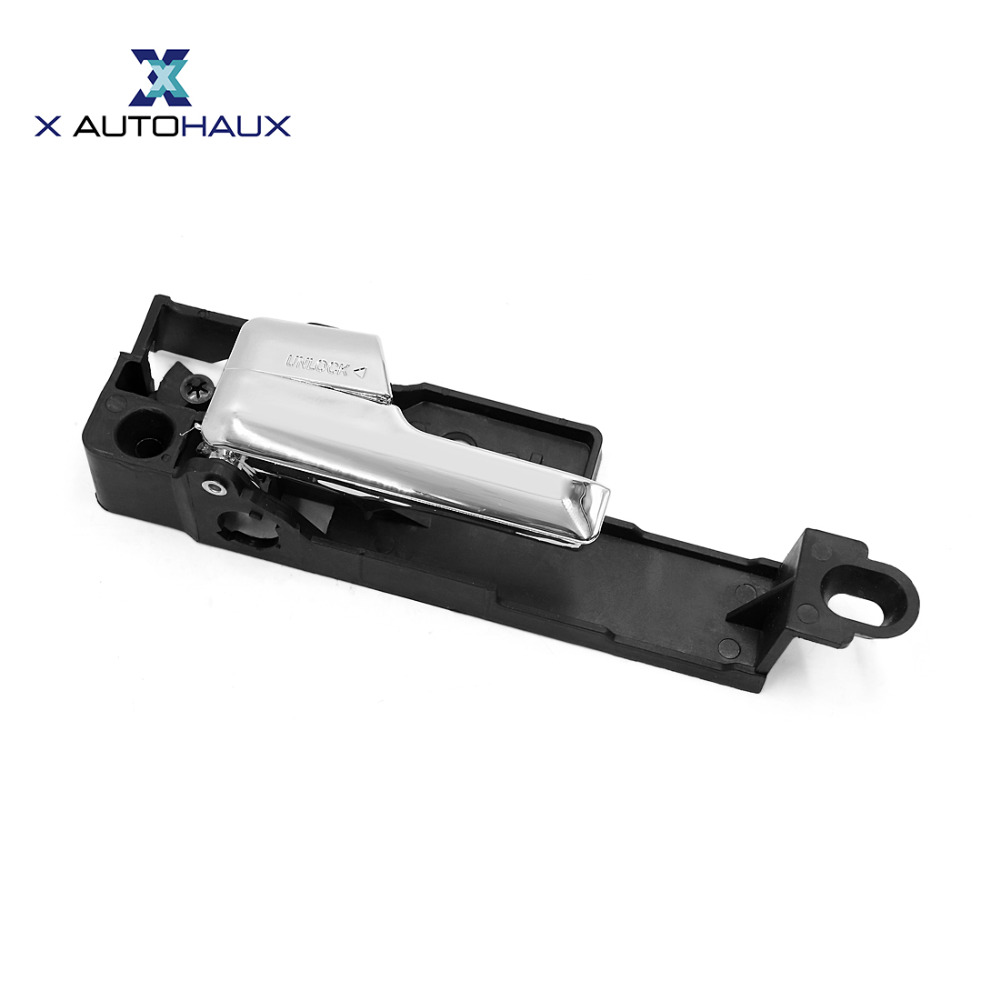 X AUTOHAUX 6EZ5422601A Car Inside Interior Front Left Driver Side Door Handle For Ford Fusion For Mercury Milan For Lincoln MKZ