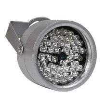 HOBOVISIN 48 LED illuminator Light CCTV IR Infrared Night Vision For Surveillance Camera, Free Shipping, Dropshipping