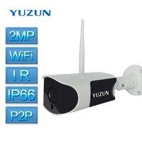 Kamera IP 1080 p bezprzewodowa kamera do monitoringu IR Cut Night Vision wifi bullet onvif system kamer CCTV ip66 wodoodporna