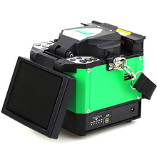 цена на High-precision  optic fiber fusion splicing machine  Optical fiber welding machine fusion splicer