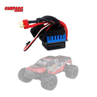 RC Parts 60A Brushless ESC Electric Speed Controller for 1/10 Traxxas HSP Redcat HPI RC On road Off Road Car Truck SCT