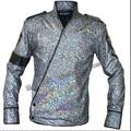 Homens jaquetas MJ Michael Jackson bucareste palco boate trajes de jaqueta