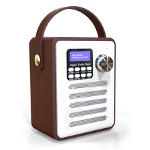 H6 DAB/DAB + Digital Radio Wireless Bluetooth Lautsprecher MP3 Player AUX TF U Disk Lesen FM Radio w/tragbare Griff Wecker