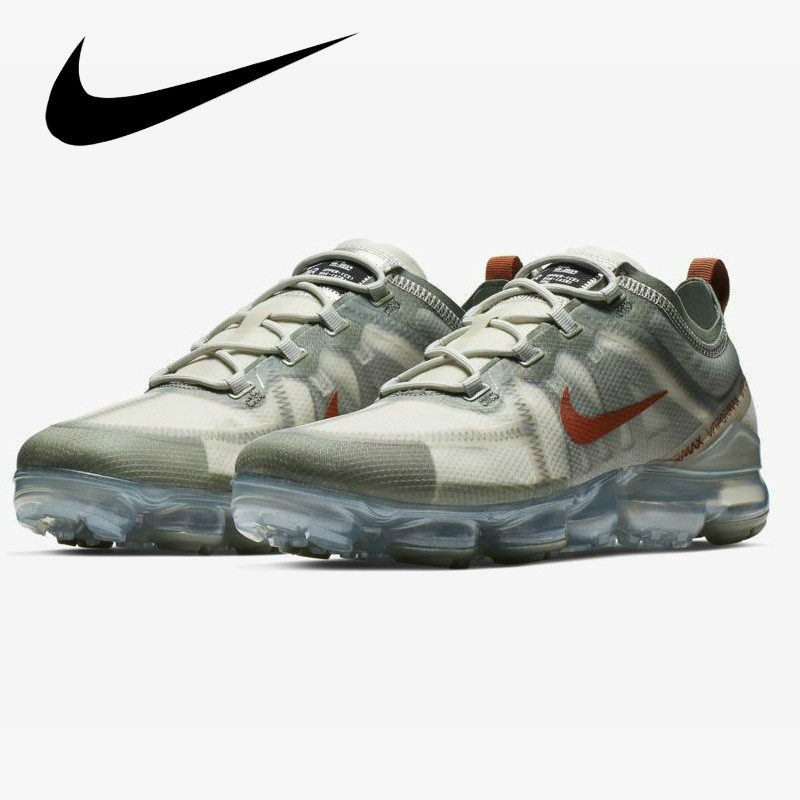 Original authentic NIKE Air VaporMax mens running shoes fashion outdoor sports 2019 new designer sports shoes AR6631-300Original authentic NIKE Air VaporMax mens running shoes fashion outdoor sports 2019 new designer sports shoes AR6631-300