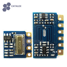 Mini RF 315MHz Transmitter Receiver Module Wireless Link Kit for Arduino