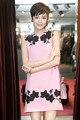 Nova marca dress primavera roupas de verão 2017 das senhoras das mulheres sem mangas bordado requintado rosa em linha reta dress querida dia