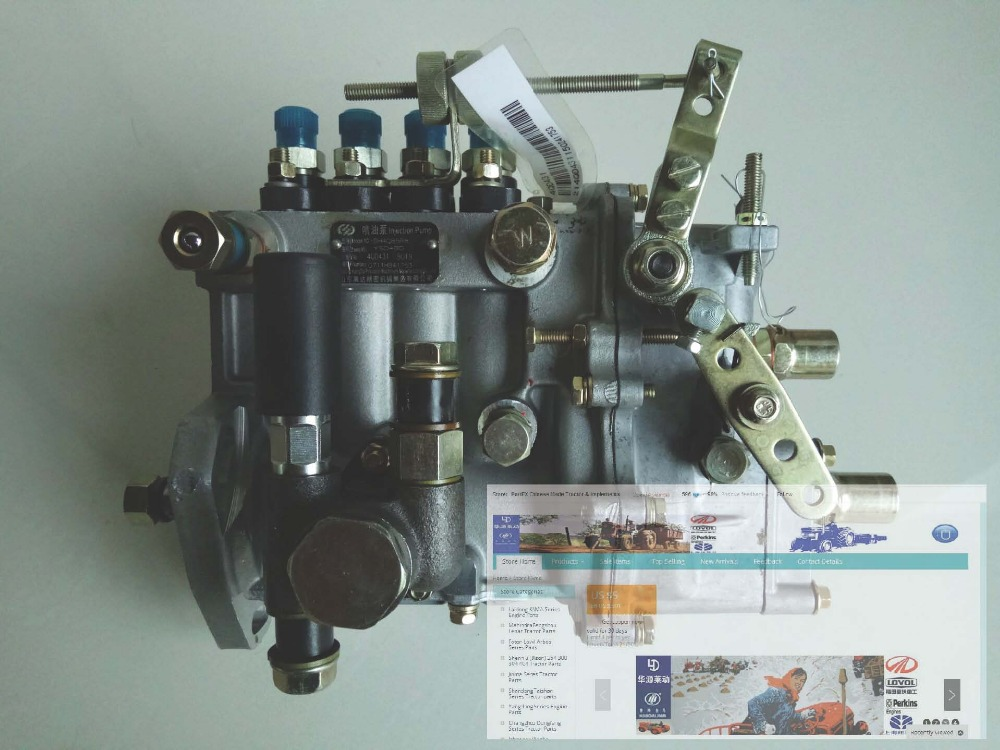Yangdong YSD490T YSD490D, the high pressure fuel pump assembly, part number: zhejiang xinchai 490bt the fuel feed pump left type please check the your pump with picture listed part number