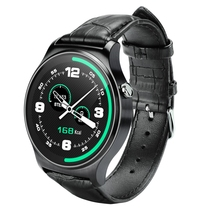 Original Deportes GW01 Pulsómetro Bluetooth Reloj Inteligente 4.0 SmartWatch Para Android iOS 4.3 7 IPS Bluetooth relojes Inteligentes