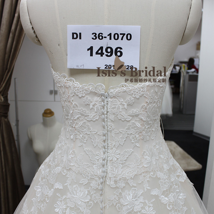 786099def6e 2018 New Bandage Tube Top Crystal Belt Luxury Wedding Dress 2018 Bridal  gown wedding dresses vestido de noiva Robe De Mariage-in Wedding Dresses  from ...