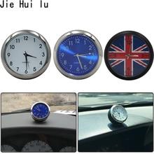 Mini Car Automobile Digital Clock Auto Watch Automotive Decoration Ornament Cloc