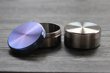 лучшая цена EDC Waterproof Storage Tatinium Traveling Kit Antibacterial Snuff Container Corrosion Resistant Medicine Case Contact Lens Box
