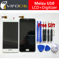 Meizu U10 Lcd Display Touch Screen Sensor Tools 100 New Digitizer Replacement For Meilan U10 Pro