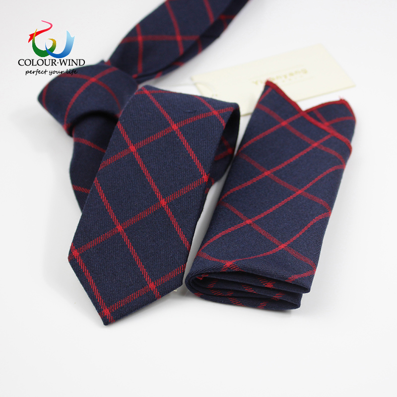Mens Bow Tie Soft Wool Woven And Made in Scotland in Gunn Ancient Tartan Adjustable Strap for easy fastening