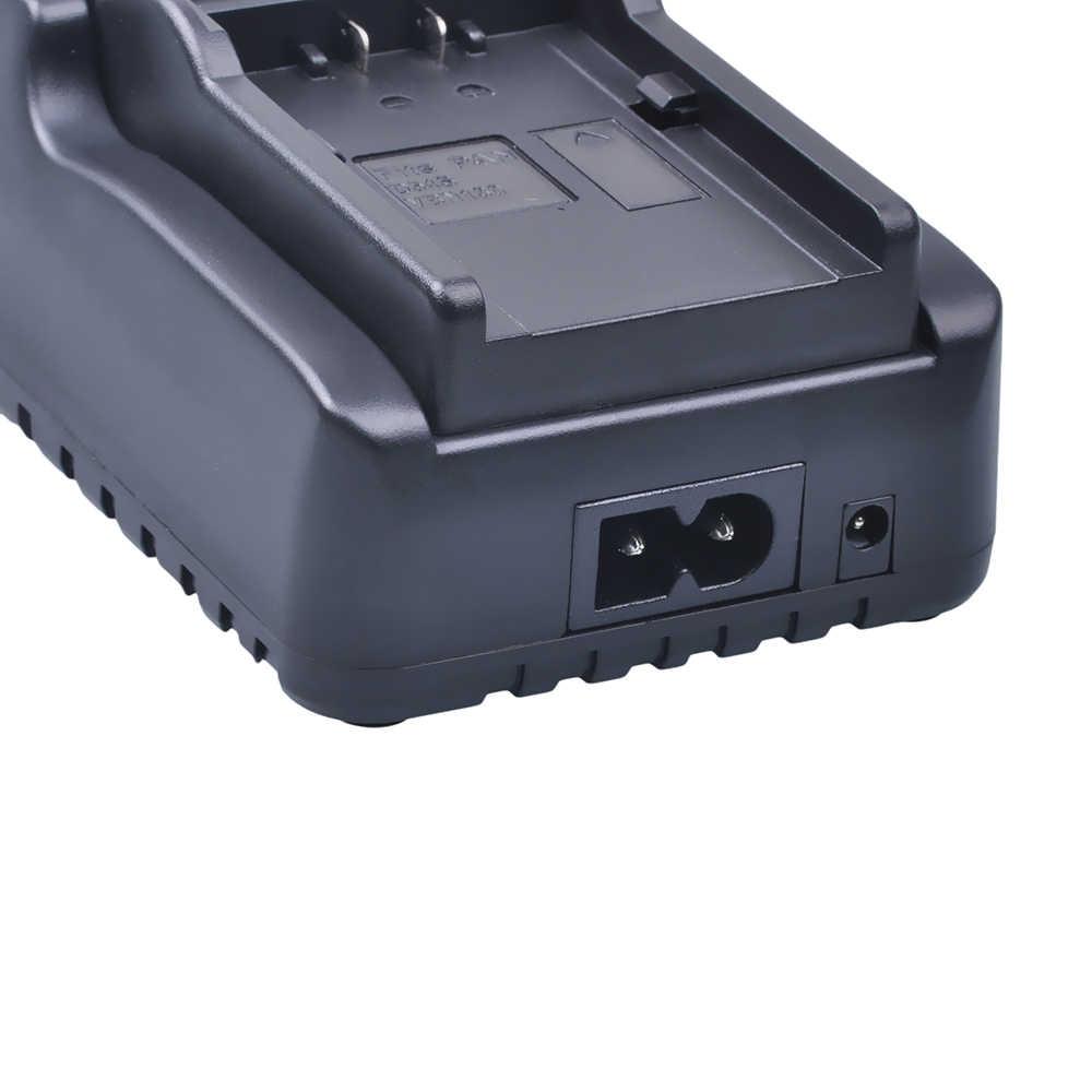 DuraPro Ultra szybka ładowarka (3X szybciej) zestaw dla Panasonic CGR-D54 CGR-D54S CGA-D54 CGA D54 D54S VSK0581 AG-3DA1 AG-AC90 AG-DVC30