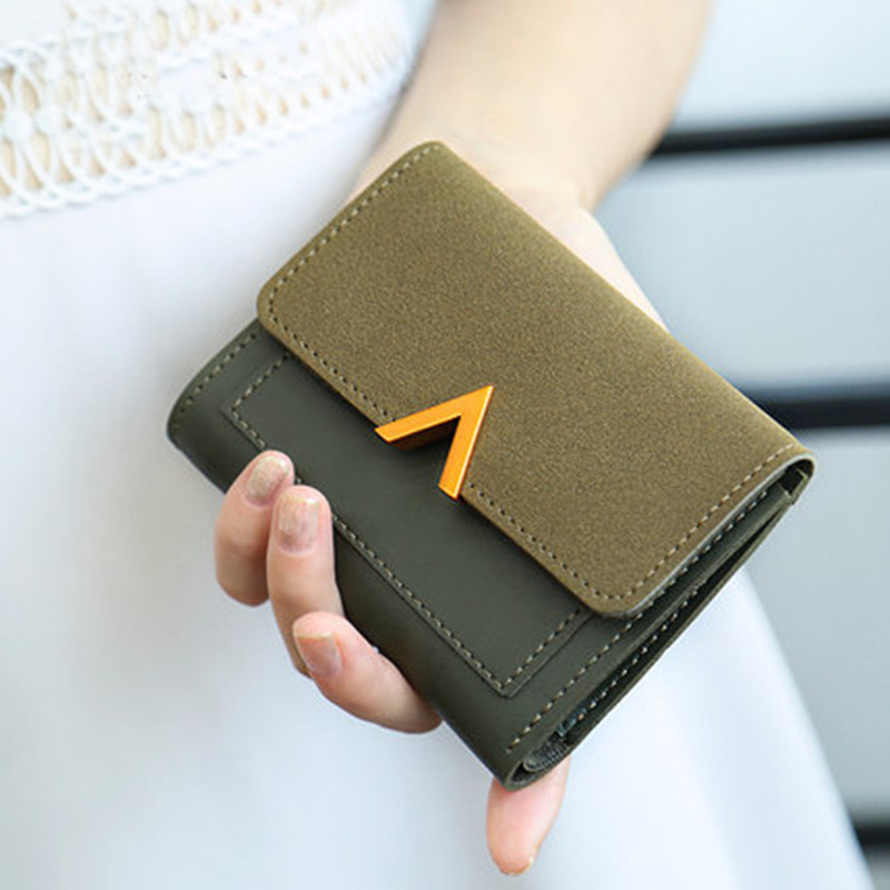 New Designer Small Coin Purses Leather Wallets Women Short Hasp Luxury Brand Wallets Female Money Credit Card Holders Clutch Bag baellerry brand pu leather wallets men purses slim new designer solid vintage small wallets male money bags credit card holders