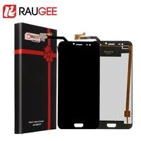 Raugeeためulefoneジェミニプロテスト済みlcdスクリーンディスプレイ+タッチスクリーンデジタイザ交換用ulefone t1 5.5インチのスマートフォ