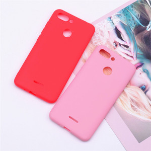 Image 4 - Coque en silicone souple pour xiaomi redmi 6 coque TPU coques de téléphone arrière pour xiaomi redmi 6 redmi 6 coques pour xiaomi redmi 6 Fundas