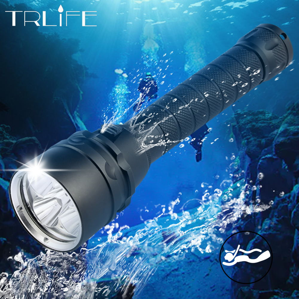 20000 Lumens Diving Flashlight Torch 5*T6 Diving LED Flashlight 200M Underwater Waterproof Light Tactical Flashlight Lanterna20000 Lumens Diving Flashlight Torch 5*T6 Diving LED Flashlight 200M Underwater Waterproof Light Tactical Flashlight Lanterna