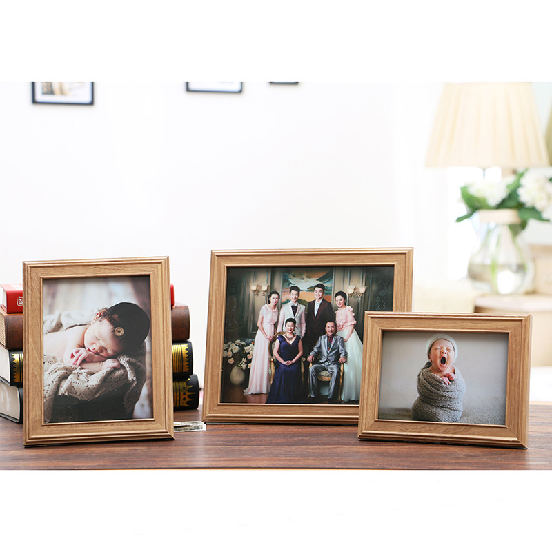 Fashion Photo Frame Simple Style Picture Frame Wall Decoration Frame