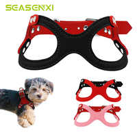 Pet Dog Harness for Puppy Adjustable Pet Harness Vest for Small Medium Dogs Cats Durable Pet Supplies for Chihuahua Yorkie Teddy