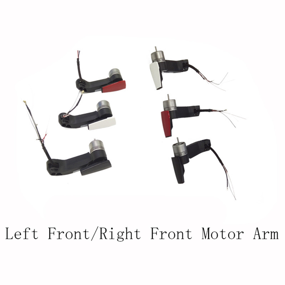 MASiKEN for DJI Mavic Air Drone Repair Part Original Left Right Front Back Rear Motor Arm Upper Bottom Shell Middle Frame Part