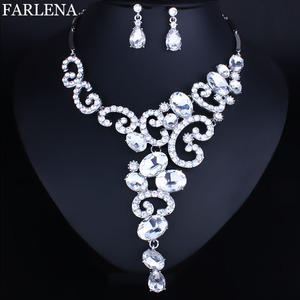 Fashion Jewelry Silver plated