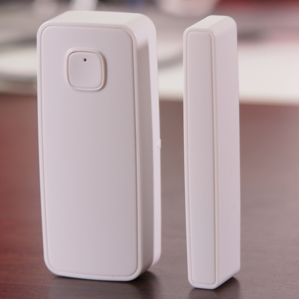 HTB17j8OXN rK1RkHFqDq6yJAFXac - Magnetic Sensor Wireless Door Window Alarm System For Home Security Wifi Door Open Switch Detector with Alexa Echo Google Home