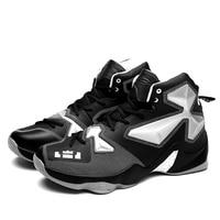 2018 New Men's basketball shoes jordan shoes zapatillas hombre New High Top Basketball Sneakers Men Boys Size 36 45