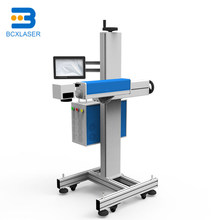 CO2 Flying Laser Marking Machine Can Customizable Production Line For User user