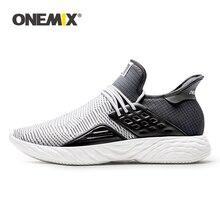 ONEMIX Men Women Sneakers Loafers 2019 New Casual Lightweight Slip-on Vulcanize Sport Jogging Shoes Tennis Training Female Flats