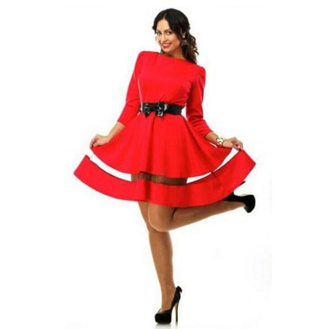 Women Bodycon Long Sleeve Casual Dress Clubwear