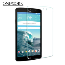 For LG G Pad 4 8.0 P530 GPad X2 V530 V533 FHD GPad4 IV Tablet Screen Protector Protective Film Tempered Glass