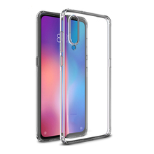 Clear Silicon Soft TPU Case For Xiaomi Redmi Note 7 6 5 Pro Transparent Phone Cases Mi 9 SE 8 Lite