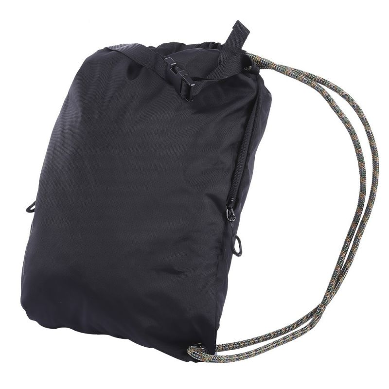 10 L 440D Nylon Water Resistant Lightweight Drawstring Backpack Climbing Hiking Swimming Pouch Basketball Shoes Storage Bag